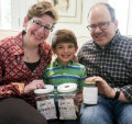 8-Year-Old Camper's Tzedakah Project Raises Over $10,000