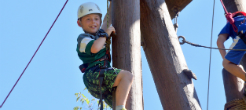 Sending Your Child to Camp: A Lesson in Holding Tight and Letting Go