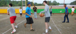 How A Basketball Game United People of Different Backgrounds