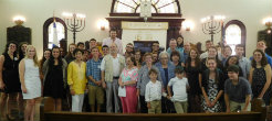 What I Learned Celebrating Shabbat in the Deep South