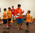 Campers Stand Up Against Gun Violence