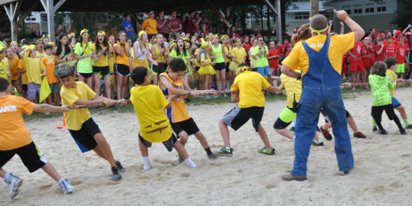 What's Jewish About Tug-of-War?