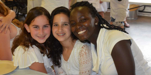 How One Camp Is Standing with the Ugandan Jewish Community
