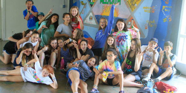 FFinally Getting to Experience Camp as a Jew by Choice