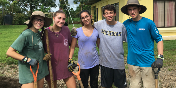 Becoming Part of the Community in Costa Rica