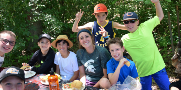 What Happens When You Have a Kibbutz at Camp?