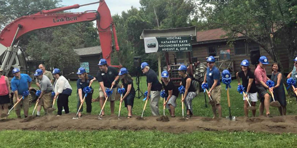 Breaking Ground on a Space for Everyone